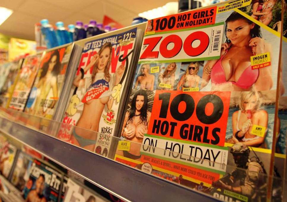 The New Statesman – How I Became a Lad's Mag Feminist
