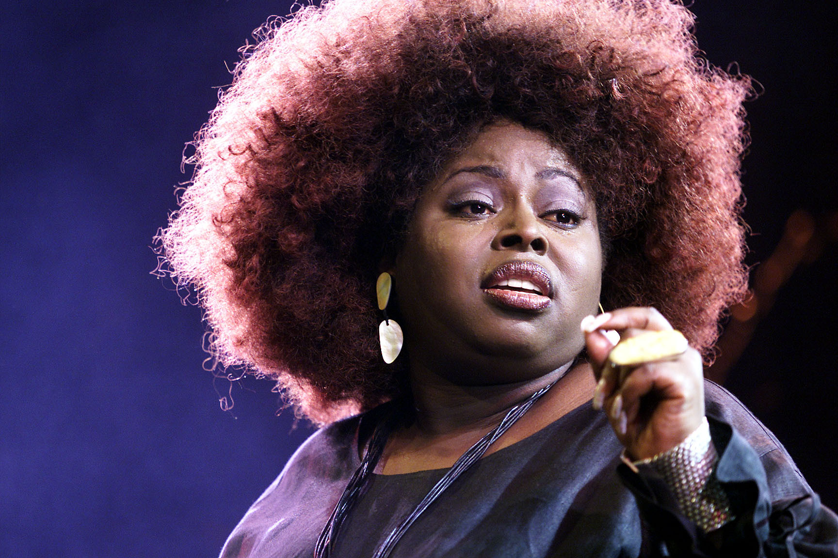 Photo of Angie STONE